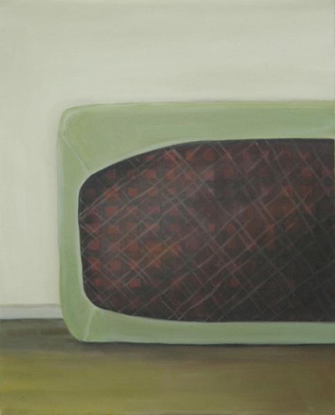 Matratze 2008, Öl auf Baumwolle, 40 x 50 cmimage